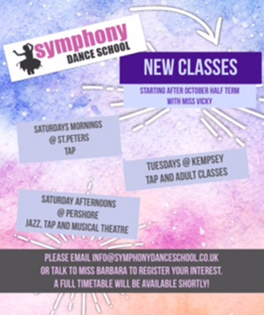 32108a5d0e7 New classes starting after October half term - Dance Schools in ...